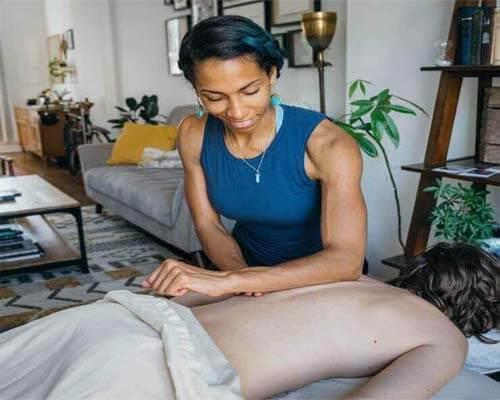 full body massage at home Bangalore