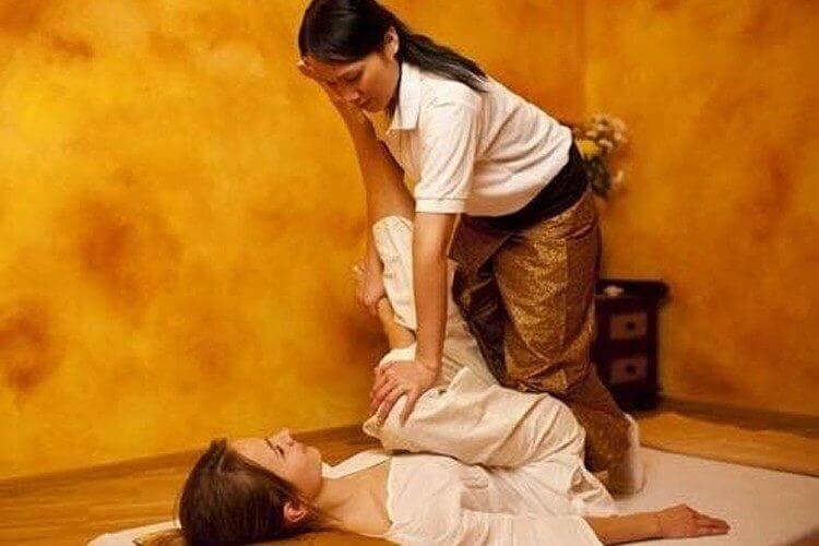 thai massage in Bangalore hsr layout