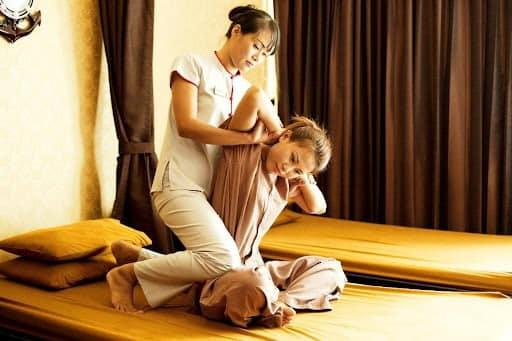 thai massage in Bangalore Indiranagar
